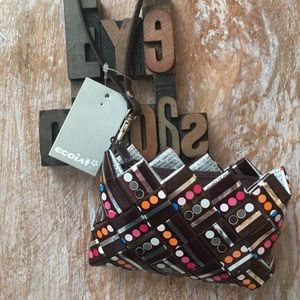 ECOIST Recycled Candy Wrapper Wristlet